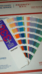 Pantone The Plus Series Solid Coated Un Coated Formula Guide 336 New Colors