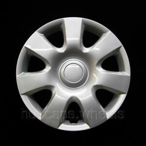 Fits Toyota Camry 2002 2004 Hubcap Premium Replica Wheel Cover Silver
