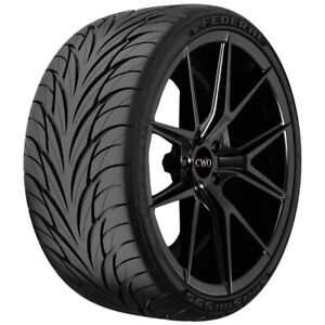 4 p225 35r19 Federal Ss595 84w Tires