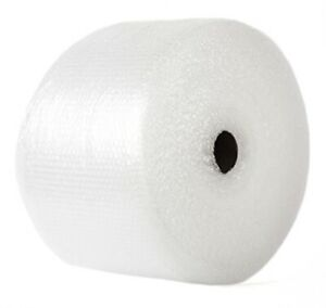 Bubble Cushioning Wrap 3 16 30 Ft 12 Perforated Small Bubble Packaging Wrap