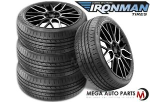4 Ironman Imove Gen2 As 225 60r16 98h All Season M S High Performance Tires