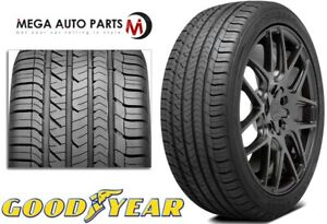 1 Goodyear Eagle Sport All Season 255 40r18 99w Xl Performance 50k Mile M S Tire