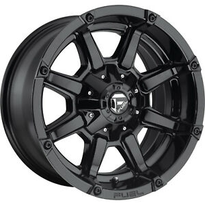 4 18x9 Gloss Black Coupler 6x135 6x5 5 12 Wheels Terra Grappler G2 Tires