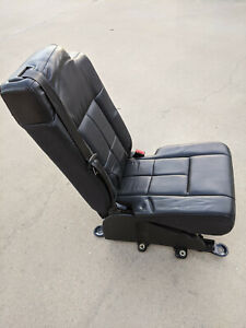 2007 2017 Lincoln Navigator Ford Expedition Middle Seat 2nd Row Jumpseat Folding