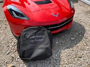Corvette Car Cover For C 6 And C 7