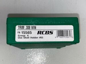 RCBS 308 Win 7.62×51mm NATO Trim Die 15565 Free Shipping $35.00