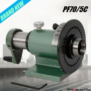 5c Precision Spin Indexing Fixture Collet Jig For Cnc Milling Grinding Machine