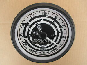 Tachometer For Ford 600 601 611 620 621 630 631 640 641 650 651 660 661 671 681