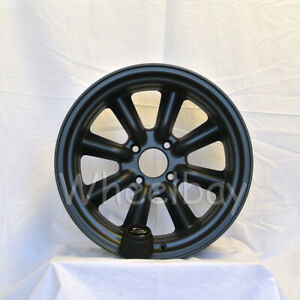 4 Rota Rkr Wheels 17x9 5 20 4x114 3 Mblk In Stock Now