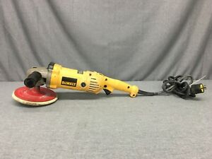 Dewalt Dwp849 120v Electric Corded 12 Amp 7 9 Variable Speed Polisher