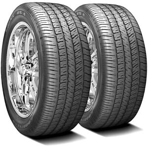 2 New Goodyear Eagle Rs a 225 45r18 91v Performance A s Tires