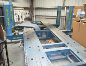 Auto Body Frame Machine Extra Heavy Duty Chief Continental Uniliner 4 Tower
