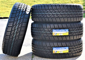 4 New Accelera Omikron A t Lt 265 75r16 123 120q E 10 Ply At All Terrain Tires