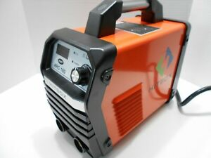 Arc 160 Welder With Inverter Technology Digital Display Stick Welder