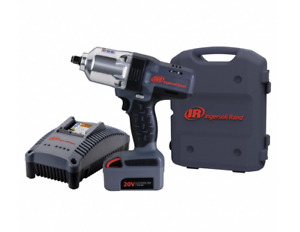 Ingersoll Rand W7150 k12 1 2 20v Cordless Impact Wrench Closeout See Video