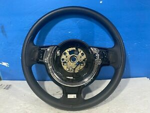 2014 2020 Rolls Royce Wraith Black Steering Wheel With Buttons