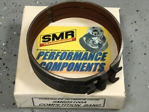 Nos Gm Powerglide Transmission Band Relined Red Racing free Shipping