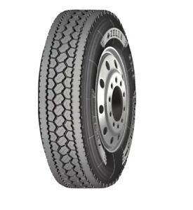 Commercial Truck Tire 295 75r22 5 Zelda Zd869 Drive Postion 16 Ply