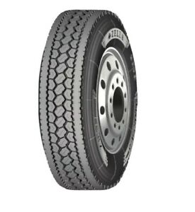 Commercial Truck Tire 285 75r24 5 Zelda Zd869 Drive Postion 16 Ply
