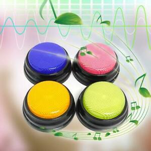 Led Function Recordabletalking Button With Learning Resources Answer Buzzers