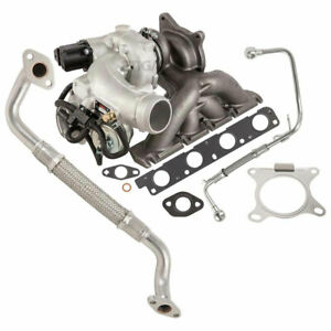 For Audi Vw 2 0t Bpy Stigan K03 Turbo Kit With Turbocharger Gaskets Oil Line