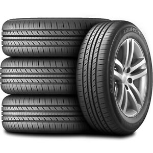 4 New Laufenn by Hankook G Fit As 195 65r15 91h A s All Season Tires