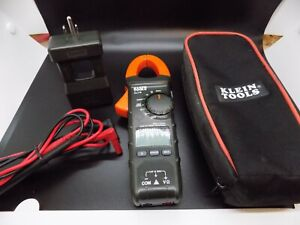 Klein Tools Cl110 Digital Ac Auto ranging Tester 400a Electrician Clamp Meter