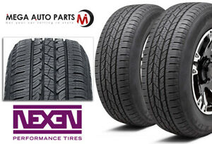 2 Nexen Roadian Htx Rh5 Lt215 85r16 115 112q E All Season Tire 40k Mile Warranty