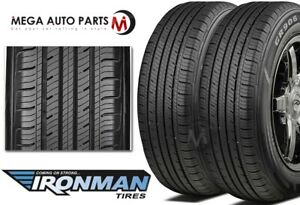 2 Ironman By Hercules Gr906 155 80r13 79t All Season M S Traction Touring Tires