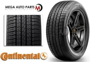 1 New Continental Contitouringcontact Cv95 225 50r17 94v Tires