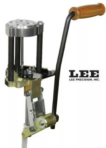 Lee Precision 4 Hole Turret Reloading Press with Auto Index # 90932 New $230.00