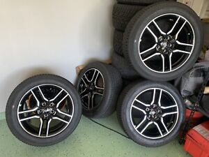 2020 Ford Mustang Ecoboost 2 3 Oem Rims And Tires