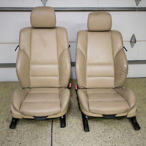 2000 2006 Bmw E46 330ci Zhp Full Leather Interior Power Seats Complete Beige