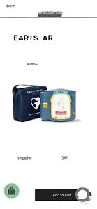 Philips Heartstart Aed Trainer Brand New In Box M5085 aba Cpr bls