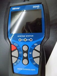 Innova 3040 E Diagnostic Code Reader Scan Tool With Abs Live Data Obd2