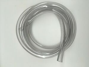 8 New 3 8 Vinyl Flexible Hose Clear Tubing Housing Tube