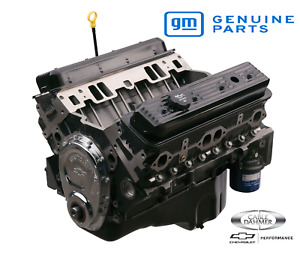 Oem New Gm Chevrolet Performance Sp350 357 Hp Base Crate Engine 19420870