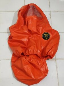 Trellchem Chemical Suit Hood For Breathing Apparatus