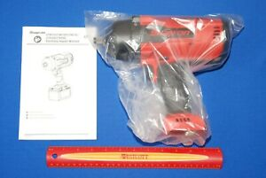 Newest Snap On 18 V 1 2 Drive Monsterlithium Cordless Impact Wrench Ct9075
