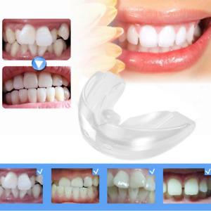 3 Stages Dental Orthodontic Appliance Braces Alignment Trainer Teeth Retainer