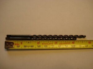 Lot Of 2 Guhring 3 8mm 153 X 4 1 8 5 3 4 Solid Carbide Parabolic Drill