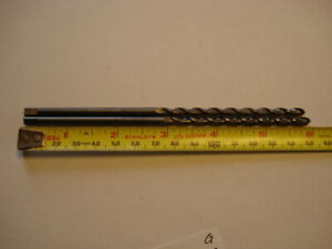 Lot Of 2 Guhring 4 3mm 172 X 5 3 4 Solid Carbide Parabolic Drill