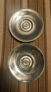 Chrysler Town Country Chrome Center Hub Cap 04 07 04743572 Used Pair