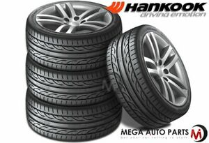 4 Hankook Ventus V12 Evo2 K120 245 35zr19 93y Ultra High Performance Summer Tire