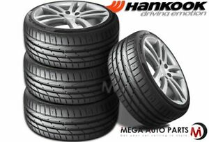 4 X Hankook K117 Ventus S1 Evo2 245 35r19 93y Xl Ultra High Performance Tires