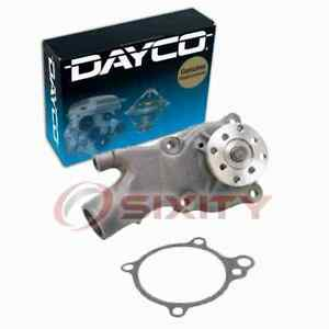 Dayco Engine Water Pump For 1973 1974 Buick Apollo 4 1l L6 Coolant Hy