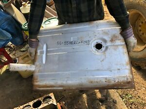 1955 56 Mercury Gas Tank Clean Original