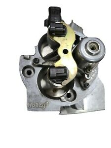Holley Pro jection Tbi 502 6 670 Cfm Throttle Body