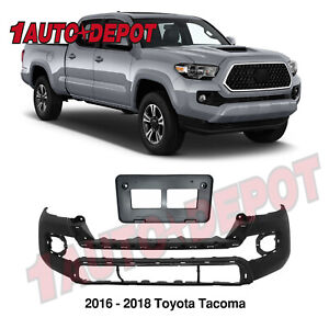 New Air Dam Deflector Lower Valance Apron Front For 2016 2018 Chevy Gm1092250