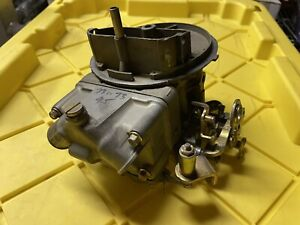Holley 4412 S Carburetor Carb 500 Cfm 4412 Circle Track Nascar Nhra Looks Rough